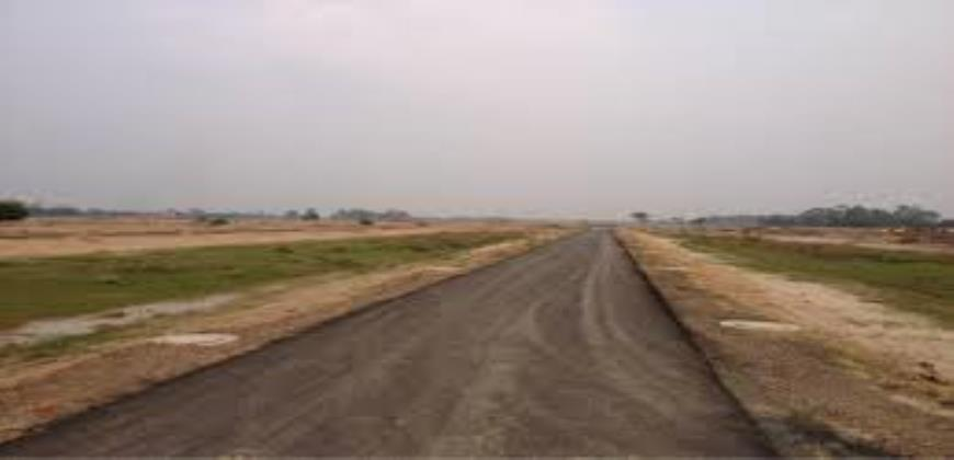 20 Marla Residential Plot For Sale in DHA