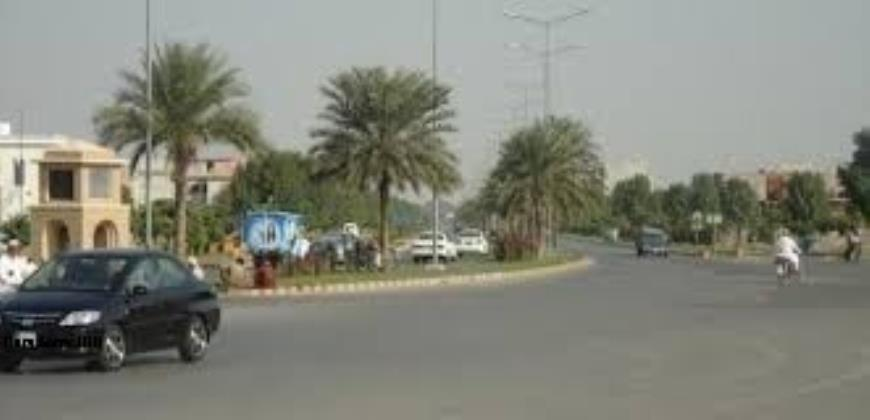 1 Kanal Residential Plot For Sale in DHA Phase 6